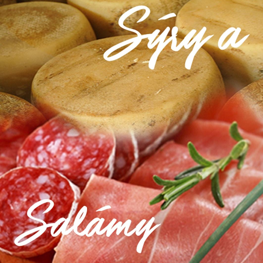 Italské sýry